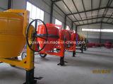 4 de Draagbare Diesel van het Ontwerp van benen 350L of de Concrete Mixer van de Motor van de Benzine voor Verkoop