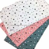 100%Cottonは子供の衣服の服の寝具シートのためのファブリックを印刷した