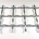 فولاذ [هيغ-كربون] ال [فلت بنل] تعقّب هويس [كريمبد] نسيج [وير مش]