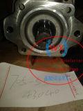 Escavadora Wd600-6 da roda, bomba principal hidráulica 705-55-43040 da bomba de engrenagem Wa600-6