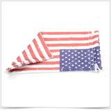미국 국기로 인쇄되는 극상 섬유 부대