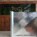 주문을 받아서 만들어진 강화된 금속 알루미늄 호일