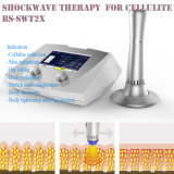 Terapia di onda d'urto della strumentazione di terapia di onda d'urto di Eswt Extractorporeal per le celluliti
