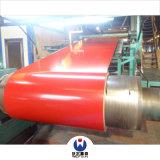 El primer chino PPGI Prepainted bobinas de acero con recubrimiento de color