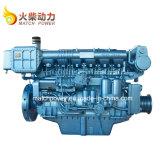 De Mariene Dieselmotor Weichai 170 Reeksen 6 van de Bestseller 400HP de Motor van de Boot van Cilinders