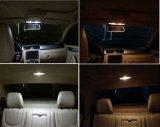 Luzes brilhantes super do telhado da ESPIGA 48SMD do carro T10 5W 12V 1.17A do diodo emissor de luz