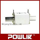 Ligação cerâmica do fusível da série de baixa voltagem do H.R.C. Nt1 (NT1-250A)