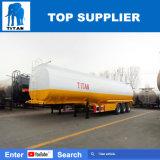 Titaan Aanhangwagens 3 van de Vrachtwagen van de Tanker van de Brandstof van het Gas van het Volume van 48000 Liter Straal de Aanhangwagen van de Tanker van de Brandstof van de As voor Verkoop