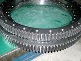 Двухрядный шаровой шарнир поворотного подшипника поворотного кольца