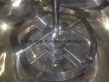 La bobina de acero inoxidable de detergente líquido de refrigeración y calefacción mesa de mezclas