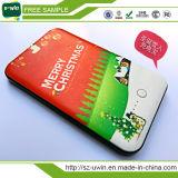 Weihnachtsgeschenk-ultradünne Kreditkarte-bewegliche Energien-Bank 4000mAh