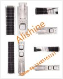 2018 Nouveau produit Modèle de la série 3G 80W tous dans une rue lumière solaire avec 3030 puces LED 160 lumens