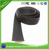 200 RubberDraad Op hoge temperatuur van het Silicone van de graad de Bestand