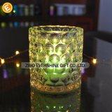 Großhandelszubehör-Qualitäts-eindeutige Kerze-Gläser