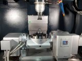 Multifunción 4 EJES CNC máquina compleja con el centro de torneado, fresado y perforación
