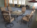 Nouveau design Tables en acier léger de couleur et de président