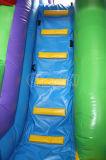 Channalの子供Chob1129のための元の膨脹可能な障害物コースまたは虹の膨脹可能な障害物コース