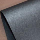 1.0 mm кожи PVC зерна Litchi искусственной для крышки места автомобиля