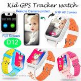 """Sos Tracker GPS Reloj con 1,54""""TFT pantalla táctil de colores"""