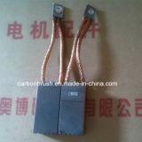 Producir CM5H de escobillas de carbón de metal para el motor de anillo de deslizamiento