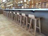 Tabourets de bar en bois de chêne (DS-L001)