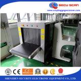 Varredor da bagagem da raia de máquina de raio X AT6550 X/varredor do raio X para o uso do hotel/escola/banco