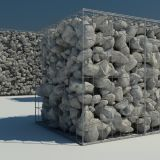 China High Quality Construction Gabion Basket Wall