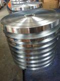 Cinta de papel de aluminio de aluminio del conducto flexible para conductos de aire