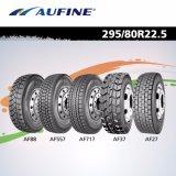中国の高品質の卸売ISOの点ECE GCC EUの分類の大石柱を搭載するすべての鋼鉄放射状のトラックのタイヤ