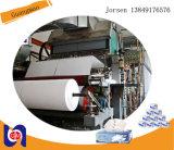 La máquina de papel del cuarto de baño caliente de la venta, línea del tejido de tocador trabaja a máquina precio