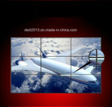 46inch ultra schmale videowand-Bildschirmanzeige der Anzeigetafel-5.3mm LED
