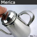 l'acciaio inossidabile 700ml versa sopra il POT del caffè con il coperchio
