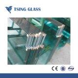 8-12 mm claro vidrio laminado templado para escaleras/balaustrada/barandillas