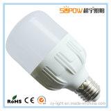 Горячая электрическая лампочка сбываний 5W 10W 15W 20W 30W 40W E27 B22 СИД