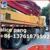 Pompa per calcestruzzo utilizzata del cemento di Putzmeister con il camion (38-42boom/length)