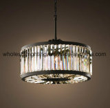Runde Kristallleuchter-Lampe (WHG-810)