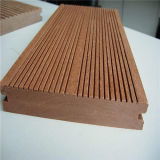 plancher composé en plastique en bois de Decking de 140*25mm WPC