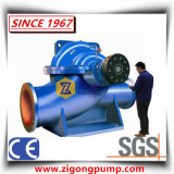 Pompa centrifuga di alta efficienza del duplex dell'acciaio inossidabile di doppia aspirazione di spaccatura della cassa Volute assiale orizzontale & verticale dell'intelaiatura, pompa industriale