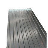 Strato d'acciaio ondulato galvanizzato tuffato caldo del tetto di Dx51d