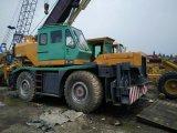 Utilisé en terrain accidenté Crane Kato 25tonne, utilisés de la KATO Crane