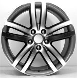 Rueda de aluminio del OEM, bordes del coche de la pulgada 20*9.0