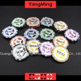 European Star Clay Poker Chips (YM-CY02)