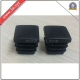 Черный PE Square Inserts/Plugs Tube End Protection (YZF-H125)