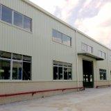 Herstellungs-Stahlaufbau für Pflanzenwerkstätten