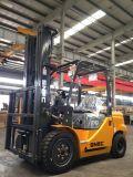중국 6m 드는 고도 포크리프트 3 톤 디젤 포크리프트