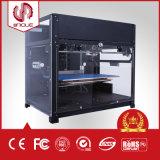 Хозяйственный Desktop большой принтер Fdm 3D, машина принтера 3D с принтером 3D размера 400*300*200mm печатание крупноразмерным