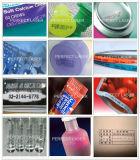 Pequeño personaje de codificación de inyección de tinta y la máquina de impresión (líneas 1-6 PM-200).