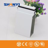 Profil en aluminium de profil en aluminium d'extrusion de mur rideau de mur en verre pour le papier d'aluminium