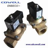 Válvula eletromagnética pneumática da troca do aço inoxidável