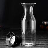 acqua del Carafe 1000ml del vino dei decantatori di vetro della brocca/brocca di vetro del vino